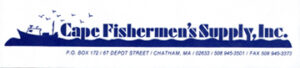 Logo for Cape Fishermen's Supply