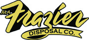 Frazier_disposal_gold_logo