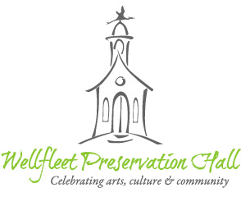 Wellfleet Preservation Hall logo