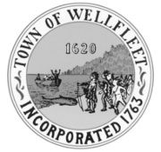 Wellfleet Town Seal Incorporated 1763